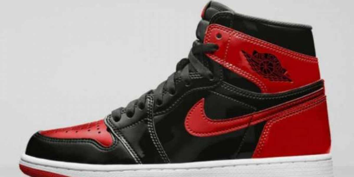 "Where To Buy Air Jordan 1 High OG ""Bred Patent"" 555088-063 ?"