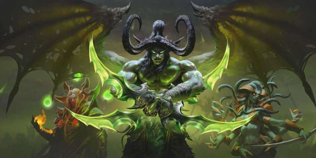 World of Warcraft: Burning Crusade Classic Assets Added to Classic PTR; Build Now Contains Date and Ray Tracing String