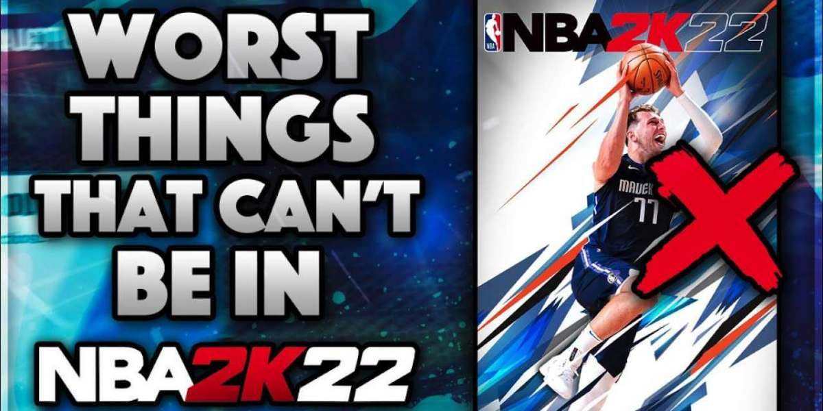 Make contacts, train with legends, and level up in NBA 2K22