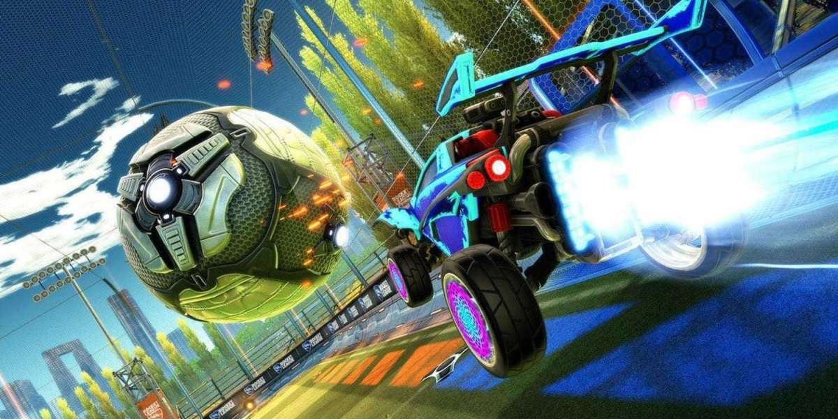 Psyonix has announced info for Rocket League's incoming in-recreation Esports Shop