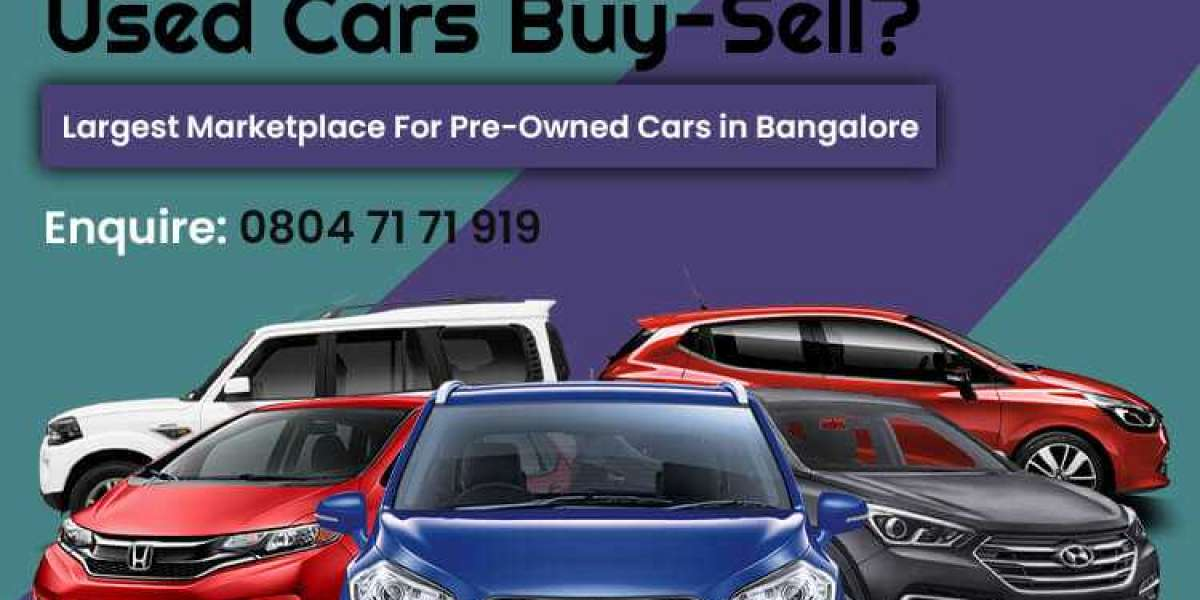 Which is the best seller of pre-owned cars in Bangalore?