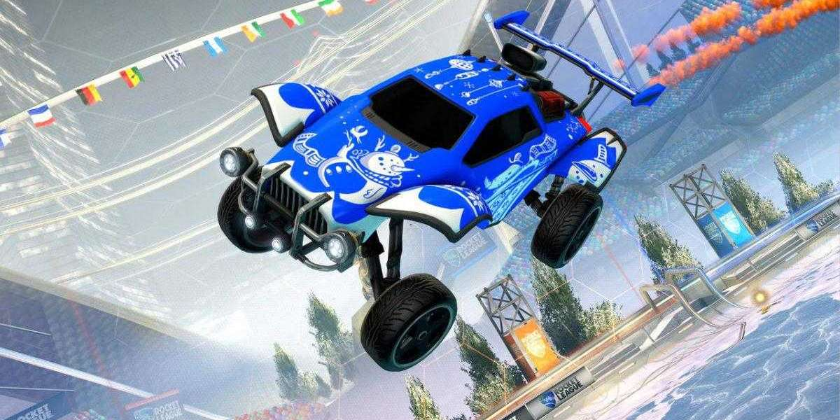 Rocket League is a fun and interesting free-to-play recreation that's perfect for gambling with pals