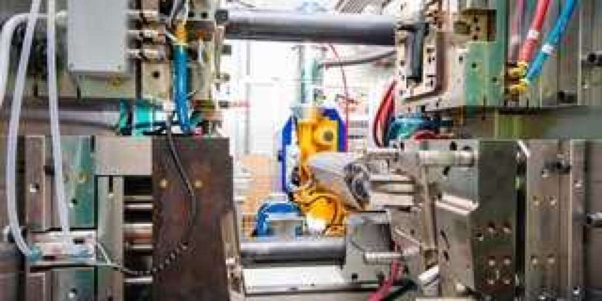 The injection molding machine has been adversely affected during COVID-19